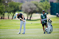 Lucas Bjerregaard (DEN) during the 2nd round at the Nedbank Golf Challenge hosted by Gary Player,  Gary Player country Club, Sun City, Rustenburg, South Africa. 09/11/2018 <br /> Picture: Golffile | Tyrone Winfield<br /> <br /> <br /> All photo usage must carry mandatory copyright credit (&copy; Golffile | Tyrone Winfield)