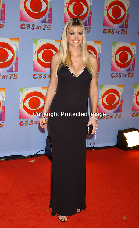 .. Denise Richards..at CBS's 75th Anniversary at The Hammerstein Ballroom in ..New York City on November 2, 2003. Photo by Robin Platzer, Twin Images