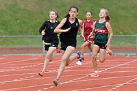 Athletics &ndash; Hutt / Girls Zone at Newtown Park, Wellington, New Zealand on Thursday 8 March 2018.<br /> Photo by Masanori Udagawa. <br /> www.photowellington.photoshelter.com