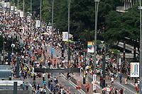 16.06.2019 - Preparativos para a Parada Gay 2019