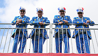 French supporters during Thursday's Practice Round ahead of The 2016 Ryder Cup, at Hazeltine National Golf Club, Minnesota, USA.  29/09/2016. Picture: David Lloyd | Golffile.