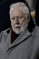 Former Labour MP Roy Hattersley seen during the Sky Bet Championship match between Millwall and Sheff Wednesday at The Den, London, England on 20 February 2018. Photo by Carlton Myrie.