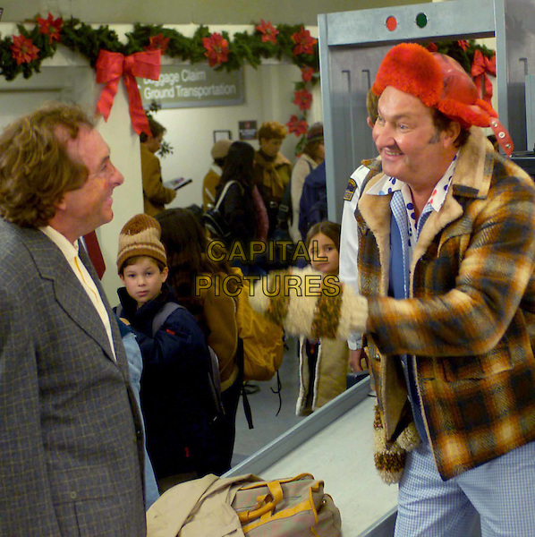 ERIC IDLE & RANDY QUAID.in National Lampoon's Cousin Eddie's Christmas Vacation.Filmstill - Editorial Use Only.Ref: FB.www.capitalpictures.com.sales@capitalpictures.com.Supplied by Capital Pictures