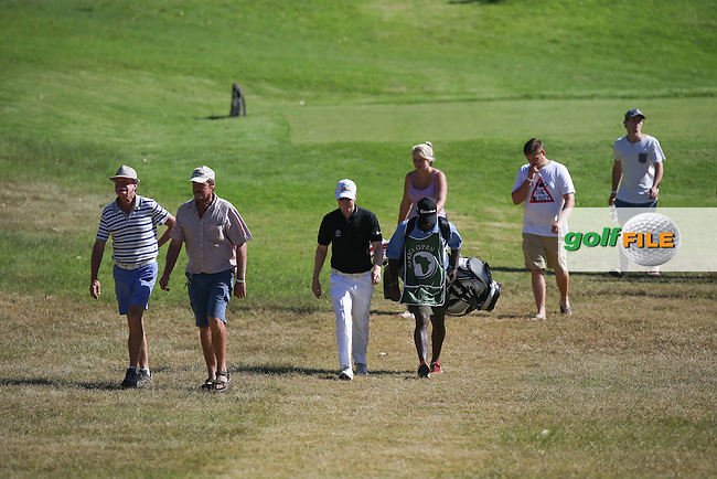 Matt Ford (ENG) heads up the 15th during Round Three of the Africa Open 2015 at the East London Golf Club, East London, Eastern Cape, South Africa. Picture:  David Lloyd / www.golffile.ie. 07/03/2015