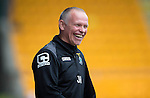 St Johnstone v Inverness Caley Thistle...08.08.15...SPFL..McDiarmid Park, Perth.<br /> Yogi Hughes all smiles<br /> Picture by Graeme Hart.<br /> Copyright Perthshire Picture Agency<br /> Tel: 01738 623350  Mobile: 07990 594431