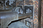 Piece w krematorium I, Auschwitz<br /> Stoves in the crematory I, Auschwitz, Poland