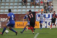2012.07.25 Amistoso, Ponferradina VS Deportivo