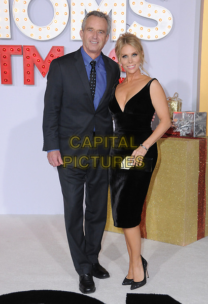 30 October  2017 - Westwood, California - Robert F. Kennedy, Jr., Cheryl Hines. &quot;A Bad Moms Christmas&quot; Los Angeles Premiere held at Regency Village Theater in Westwood. Photo <br /> CAP/ADM/BT<br /> &copy;BT/ADM/Capital Pictures