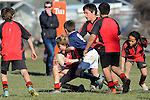 Motueka UTD v Nelson. Sports Park, Motueka, Nelson, New Zealand. Saturday 26 July 2014. Photo Chris Symes/www.shuttersport.co.nz