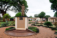 ZAMBIA, Lusaka, museum Chilenje house, here lived from 1960-62 Kenneth David Kaunda, first president of independent Zambia