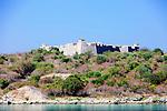 Porto Palermo Castle, Albania Road trip July 2016