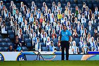 Blackburn Rovers manager Tony Mowbray looks on<br /> <br /> Photographer Richard Martin-Roberts/CameraSport<br /> <br /> The EFL Sky Bet Championship - Blackburn Rovers v Wycombe Wanderers - Saturday 19 September 2020 - Ewood Park - Blackburn<br /> <br /> World Copyright © 2020 CameraSport. All rights reserved. 43 Linden Ave. Countesthorpe. Leicester. England. LE8 5PG - Tel: +44 (0) 116 277 4147 - admin@camerasport.com - www.camerasport.com