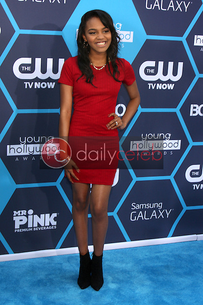China Anne McClain<br /> at the 2014 Young Hollywood Awards, Wiltern Theater, Los Angeles, CA 07-27-14<br /> David Edwards/Dailyceleb.com 818-249-4998