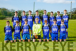 Ballyhar at the  U16 Tucker Cup Quarter Final Asdee v Ballyhar at Mounthawk Park  on Saturday