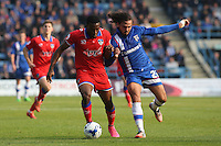 Gillingham vs Oldham Athletic 03-10-15