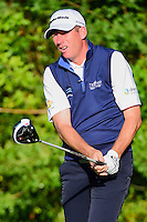 Jim Herman (USA) watches his tee shot on 3 during round 1 of the Honda Classic, PGA National, Palm Beach Gardens, West Palm Beach, Florida, USA. 2/23/2017.<br /> Picture: Golffile | Ken Murray<br /> <br /> <br /> All photo usage must carry mandatory copyright credit (&copy; Golffile | Ken Murray)