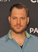 www.acepixs.com<br /> <br /> March 18 2017, LA<br /> <br /> Aaron Helbing arriving at the Paley Center For Media's 34th Annual PaleyFest Los Angeles - The CW's Heroes and Aliens - on March 18, 2017 in Hollywood, California<br /> <br /> By Line: Peter West/ACE Pictures<br /> <br /> <br /> ACE Pictures Inc<br /> Tel: 6467670430<br /> Email: info@acepixs.com<br /> www.acepixs.com