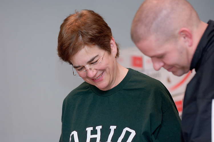 The event is the packing of care packages for the troops on March 3 beginning at 9 a.m. in Copeland 112.  Jack Barr spoke about it, but Pam Boger (593-2071 or boger@ohio.edu) is probably the best contact person. ..Pam Boger & Kevin Kuwik