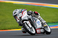 Moto 3 trainings