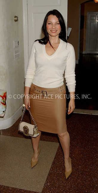 WWW.ACEPIXS.COM . . . . . ....NEW YORK, APRIL 20, 2006....Fran Drescher at the awards luncheon honoring Cynthia Nixon to benefit T. Schreiber Studio and the Leukemia Society held at 3 West Club. ....Please byline: KRISTIN CALLAHAN - ACEPIXS.COM.. . . . . . ..Ace Pictures, Inc:  ..(212) 243-8787 or (646) 679 0430..e-mail: picturedesk@acepixs.com..web: http://www.acepixs.com