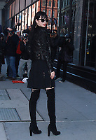 NEW YORK, NY March 06, 2018: Krysten Ritter at Build Series to talk about new season of Jessica Jones in New York. March 06, 2018 <br /> CAP/MPI/RW<br /> &copy;RW/MPI/Capital Pictures