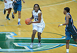Tulane defeats UNC-Wilmington, 73-58, in women's basketball at Devlin Fieldhouse.
