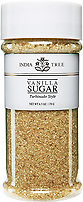 India Tree Vanilla Sugar, India Tree Specialty & Coffee Sugars