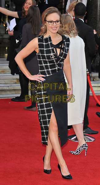 Michelle Dewberry at the Prince's Trust and Samsung Celebrate Success Awards 2017, The London Palladium, Argyll Street, London, England, UK, on Wednesday 15 March 2017.<br /> CAP/CAN<br /> &copy;CAN/Capital Pictures