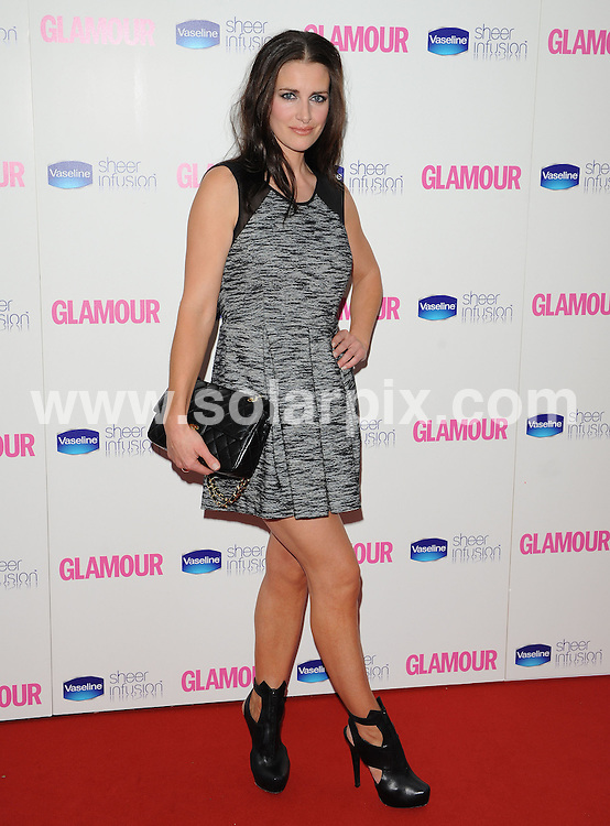 **ALL ROUND EXCLUSIVE PICTURES FROM SOLARPIX.COM**.**WORLDWIDE SYNDICATION RIGHTS**.Inside arrivals at the Glamour Women of the Year Awards 2010.  Held in Berkley Square, London, on Tuesday June 08, 2010...This pic:     Kirsty Gallacher.JOB REF:    11427       SSD     DATE:08.06.2010.**MUST CREDIT SOLARPIX.COM OR DOUBLE FEE WILL BE CHARGED**.**MUST AGREE FEE BEFORE ONLINE USAGE**.**CALL US ON: +34 952 811 768 or LOW RATE FROM UK 0844 617 7637**