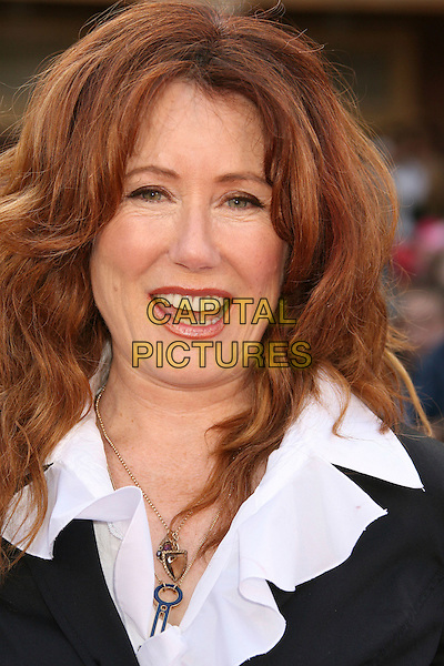 "MARY McDONNELL.""Pirates Of The Caribbean: At World's End"" World Premiere held at Disneyland, Anaheim, California, USA,.May 19th, 007.3 headshot portrait mouth open.CAP/ADM/RE.©Russ Elliot/AdMedia/Capital Pictures"