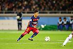 Neymar (Barcelona),<br /> DECEMBER 20, 2015 - Football / Soccer :<br /> FIFA Club World Cup Japan 2015 Final match between River Plate 0-3 FC Barcelona at International Stadium Yokohama in Kanagawa, Japan. (Photo by AFLO)