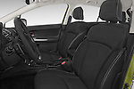 Front seat view of a 2015 Subaru XV Crosstrek Hybrid 5 Door SUV Front Seat car photos