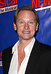 Carson Kressley attending the Opening Night Performance of Perez Hilton in 'NEWSical The Musical' at the Kirk Theatre  in New York City on September 17, 2012.
