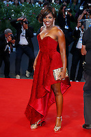 Edwina Findley attends the red carpet for the premiere of the movie 'Remember' during the 72nd Venice Film Festival at the Palazzo Del Cinema in Venice, Italy, September 10, 2015.<br /> UPDATE IMAGES PRESS/Stephen Richie