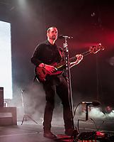 LAS VEGAS, NV - April 14, 2017: ***HOUSE COVERAGE*** Bastille performs at The Chelsea at The Cosmopolitan of Las Vegas in Las Vegas, NV on April 14, 2017. <br /> CAP/MPI/EKP<br /> &copy;EKP/MPI/Capital Pictures