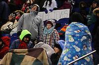 HARRISON, NJ, 04.03.2017 - ESTADOS UNIDOS-INGLATERRA - Torcida durante partida entre Estados Unidos e Inglaterra valido pelo 2017 SheBelieves Cup na cidade de Harrison em New Jersey neste sábado, 4. (Foto: Vanessa Carvalho/Brazil Photo Press)