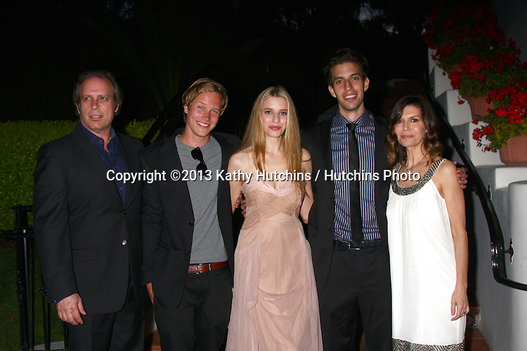 "LOS ANGELES - APR 4:  Guests attends the gala fundraiser for the romantic comedy, ""The Bet"" at the Bacara Resort on April 4, 2013 in Santa Barbara, CA"