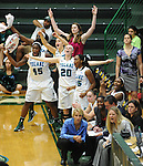 Tulane vs. UNC-Wilmington (Women's BBall 2012)