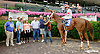 Edyanne winning at Delaware Park on 7/21/14
