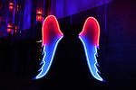 """Atmosphere at The American Associates of the National Theatre's Gala celebrating Tony Kushner's """"Angels in America"""" on March 11, 2018 at the Ziegfeld Ballroom,  in New York City."""