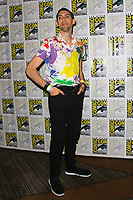 SAN DIEGO - July 23:  Max Landis at Comic-Con Sunday 2017 at the Comic-Con International Convention on July 23, 2017 in San Diego, CA