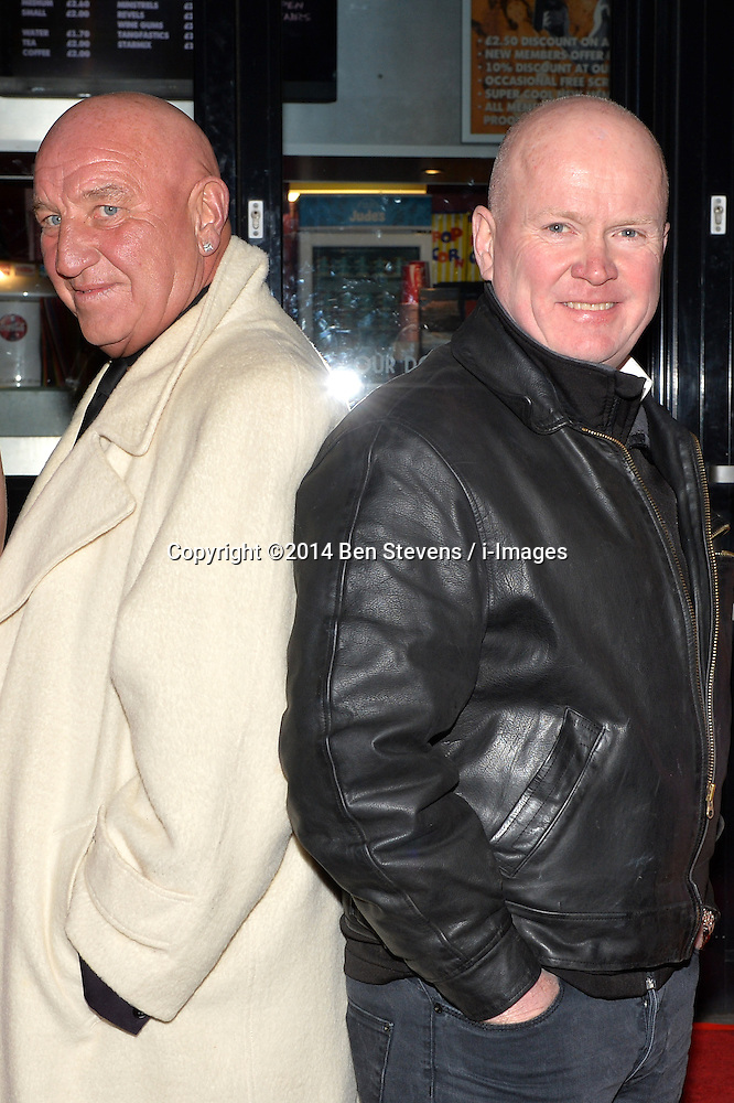 Dave Courtney Film Premiere   i-Images