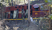 Train Collision Thursday, Oct. 16