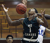 Southfield Christian vs West Bloomfield, Boys Varsity Basketball, 12/12/15