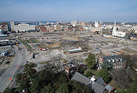 1997 FEBRUARY 07..Redevelopment..Macarthur Center.Downtown North (R-8)..LOOKING WEST...NEG#.NRHA#..
