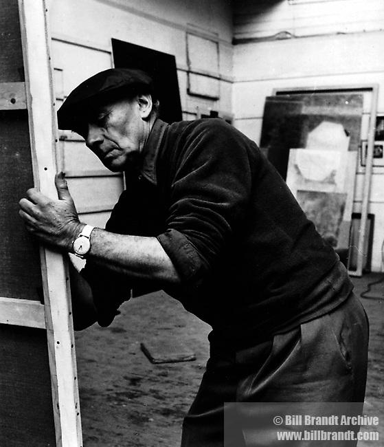 Ben Nicholson, 1956