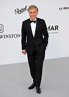 Christoph Waltz at the 24th amfAR Gala Cannes at the Hotel du Cap-Eden-Roc, Antibes, France. 25 May 2017<br /> Picture: Paul Smith/Featureflash/SilverHub 0208 004 5359 sales@silverhubmedia.com