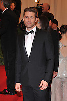 Matthew Morrison at the 'Schiaparelli And Prada: Impossible Conversations' Costume Institute Gala at the Metropolitan Museum of Art on May 7, 2012 in New York City. © mpi03/MediaPunch Inc.