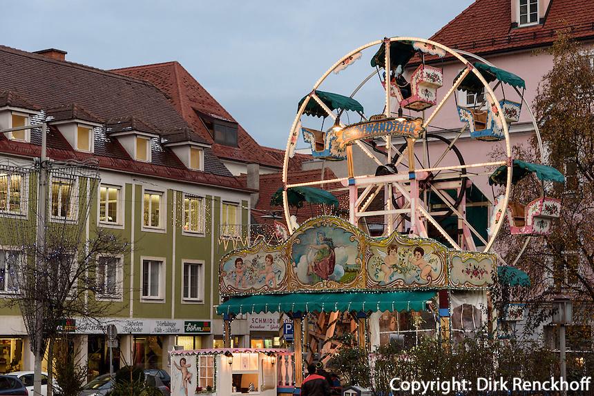 Kinder-Weihnachtsmarkt, Graz, Steiermark, &Ouml;sterreich<br /> Children Christmas fair, Graz, Styria, Austria