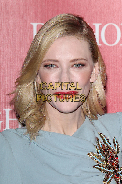 PALM SPRINGS, CA - JANUARY 2: Cate Blanchett at the 27th Annual Palm Springs International Film Festival Awards Gala at Palm Springs Convention Center on January 2, 2016 in Palm Springs, California. <br /> CAP/MPI24<br /> &copy;MPI24/Capital Pictures